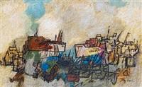 port scene by jean david
