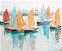 le port by jean puy