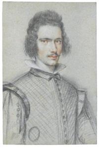 portrait of a young nobleman by ottavio maria leoni