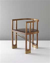 armchair by hans vollmer