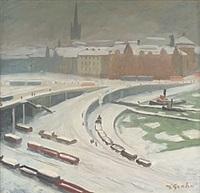 efter snöfallet by hjalmar grahn