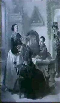 the danish bride by moritz calisch