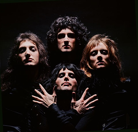 Queen II variant album cover photograph by Mick Rock on artnet