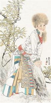 藏女 by song yanjun