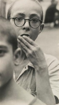 barcelona by robert frank