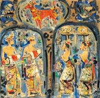 bali, living tradition by nyoman gunarsa