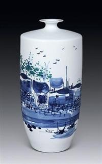 早春图 by yu donghua