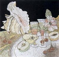 fruits et coquillages by galina korostik