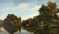 l'étang by eugène cuvelier
