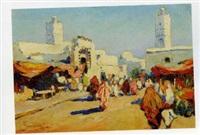 kairouan by marius hubert-robert