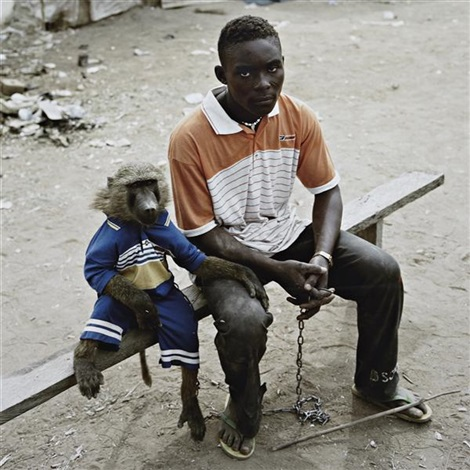 pieter-hugo-dayaba-usman-with-the-monkey