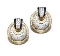 pair of ear clips by ambrosi