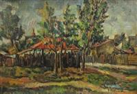rural landscape by partog vartanian