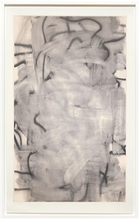 three women (light i) by christopher wool