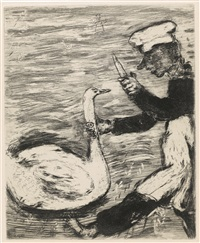 fables (portfolio of 101) by marc chagall