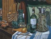 un coin de cuisine by vladimir. sokolov
