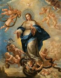 inmaculada concepción by francisco de solís