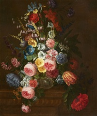 floral still life by dutch school (18)