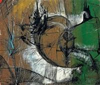 abstraction iii by 'abd al-hadi el-gazzar