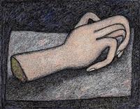 hand by jogen chowdhury