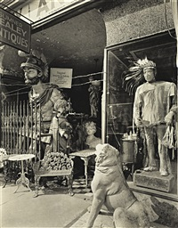 sumner healey antique shop by berenice abbott