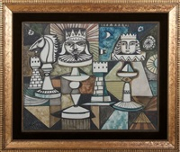 chess by irving amen