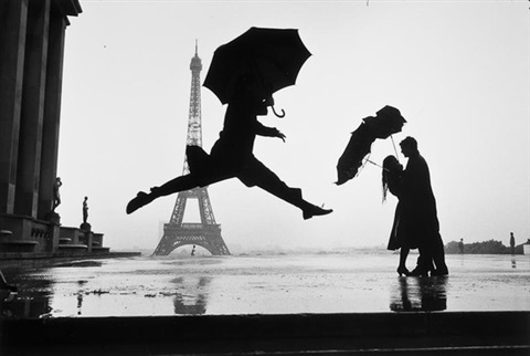paris france by elliott erwitt