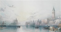 the bacino, venice by william collingwood smith