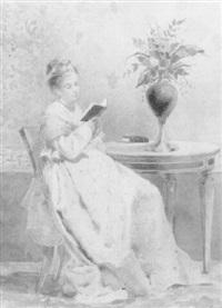 la lectura by g. campi