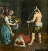 la décollation de saint jean-baptiste by nicolas bollery