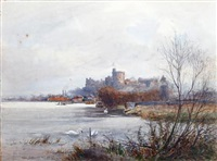 windsor castle by walter h. goldsmith