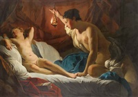 amour et psyché by pierre hubert subleyras