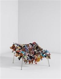 multidão chair by fernando and humberto campana