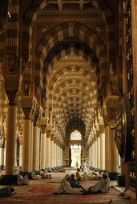 medina, saudi arabia by thomas j. abercrombie