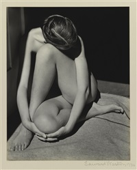 charis, santa monica by edward weston