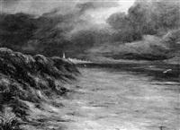 bord de mer by jean sauveniere