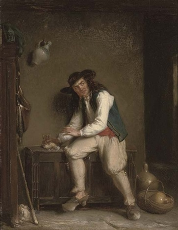 the miser by theodore bernard de heuvel
