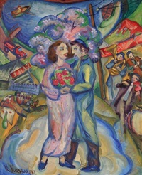 le mariage by ilya kagan