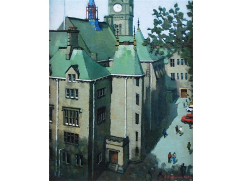rochdale town hall by roger eastwood