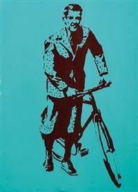 ciclista de primavera by ian lester