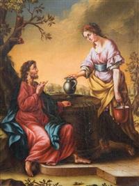 jesus und die samariterin am jakobsbrunnen by austrian school (18)