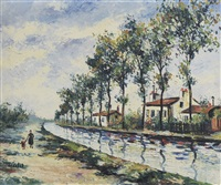 le canal by elisée maclet