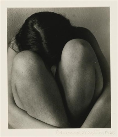 charis nude by edward weston