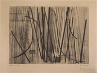 komposition 12 (schmücking p.41) by hans hartung
