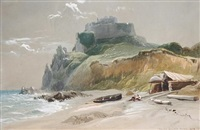 mount orgueil, jersey by samuel phillips jackson