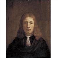 portrait of a young man by aert de gelder