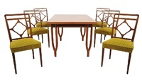 seven piece dining suite by rosando brothers