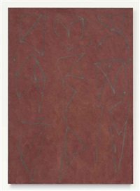 5 (note to my self) by brice marden