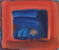 waterfall by howard hodgkin