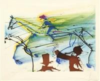 le cheval de course, de la série